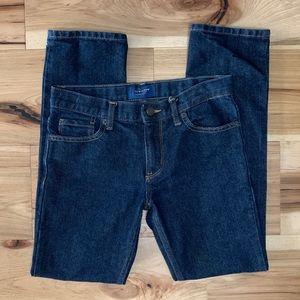 Old Navy Dark Wash Skinny Jeans sz 12